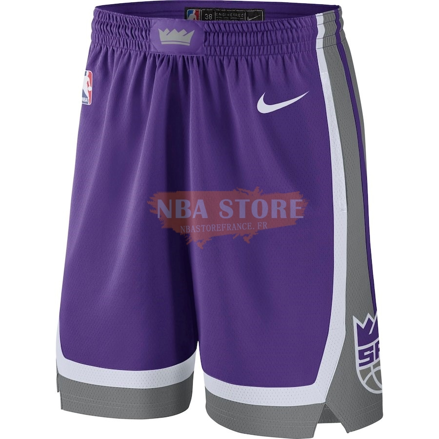 Pantalon Basket Sacramento Kings Nike Pourpre Icon 2018