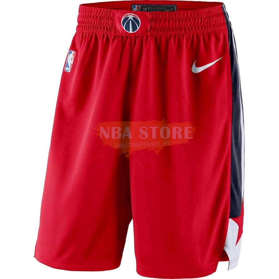Pantalon Basket Washington Wizards Nike Rouge Icon 2018