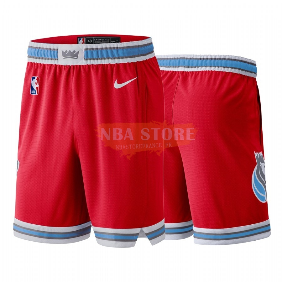 Pantalon Basket Sacramento Kings Nike Rouge Ville 2019-20