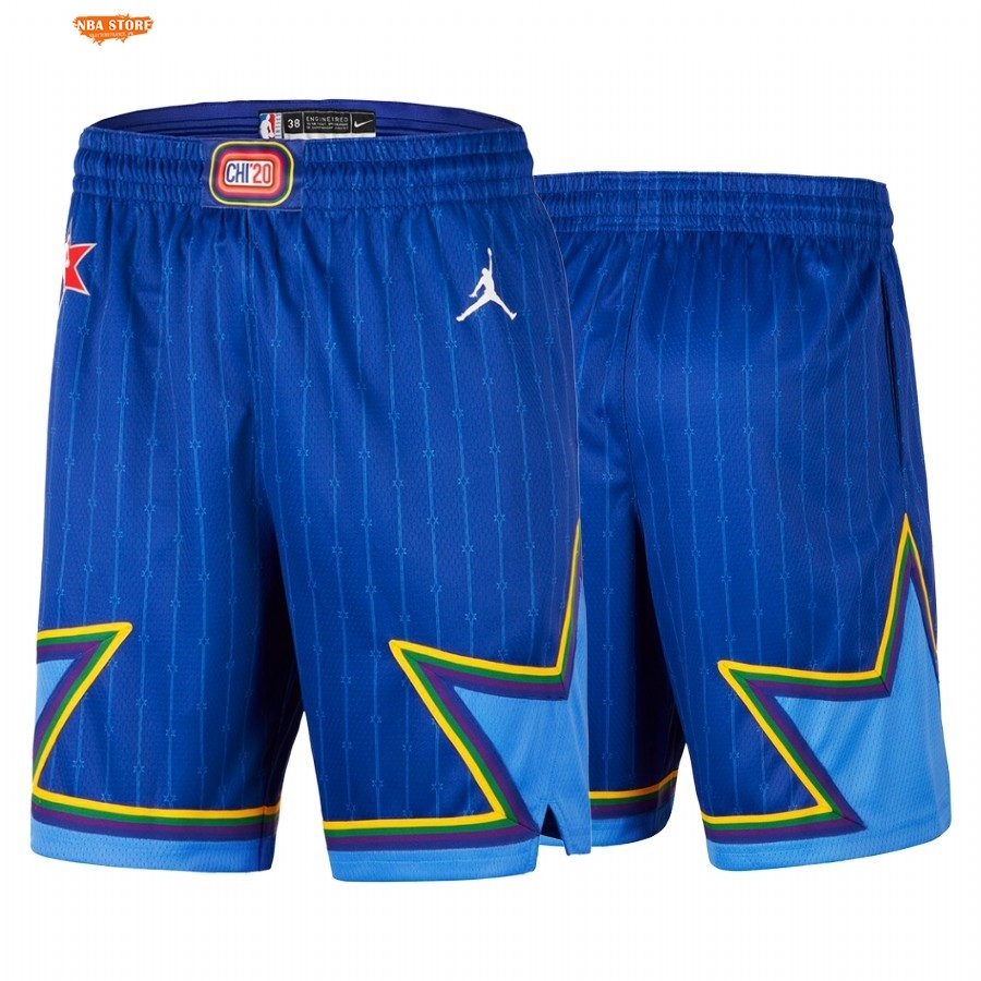 Pantalon Basket 2020 All Star Bleu