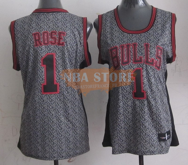 Maillot NBA Femme 2013 Static Fashion NO.1 Rose