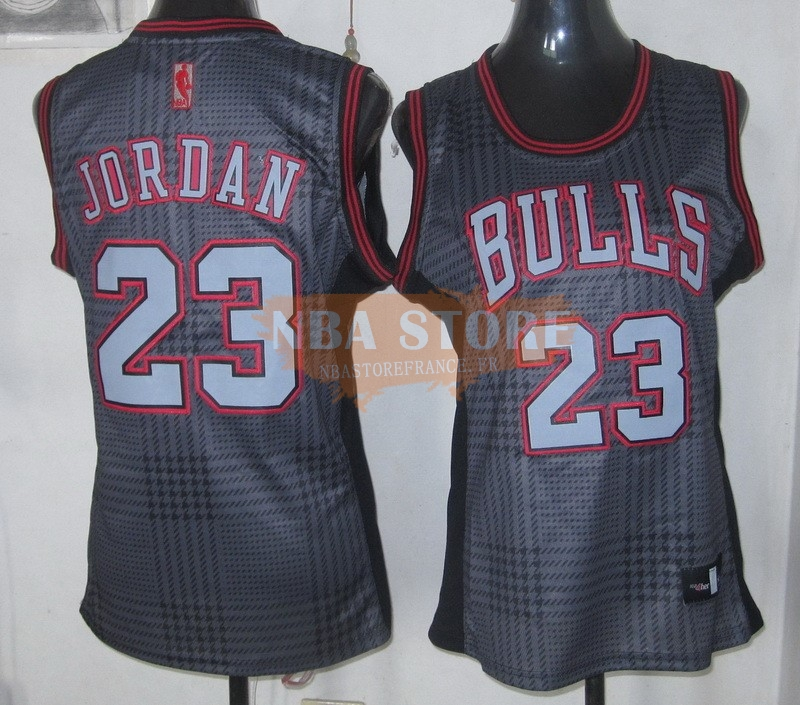 Maillot NBA Femme 2013 Static Fashion NO.23 Jordan
