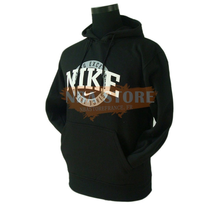 Hoodies NBA 2016 Nike Noir