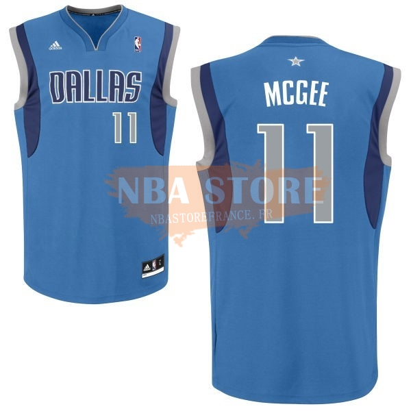 Maillot NBA Dallas Mavericks NO.11 Monta Ellis Bleu