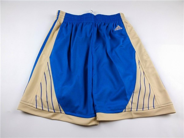 Pantalon Basket 2015 Noël Golden State Warriors Bleu