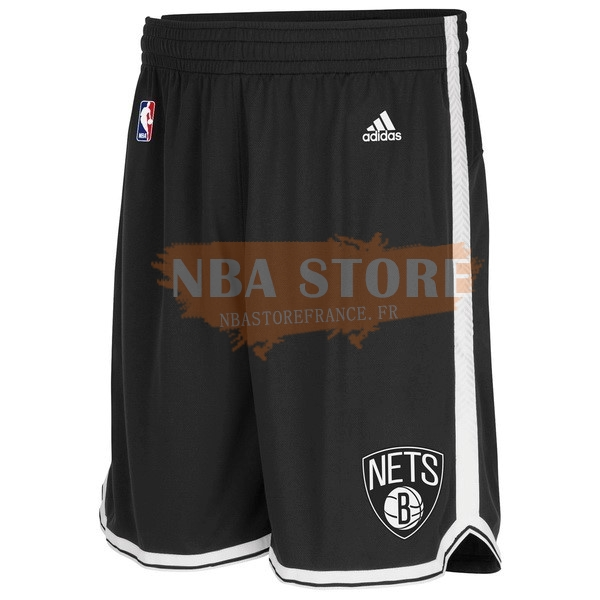 Pantalon Basket Brooklyn Nets Noir