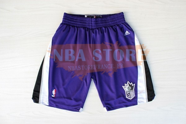 Pantalon Basket Sacramento Kings Pourpre
